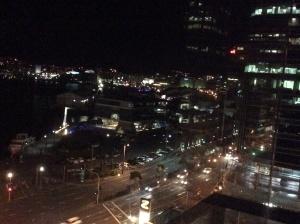 Night, night Wellington.
