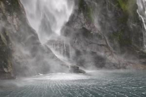 The Maori name for Milford Sound is Piopiotahi.