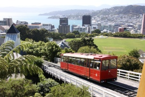 Cable car, opened in 1902.