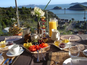 Breakfast at the Allegra. Could you resist this?
