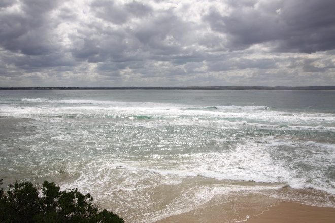 The Rip, Point Nepean.