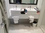The bathroom at Rotorua