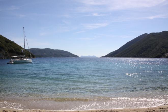 Disimi beach.